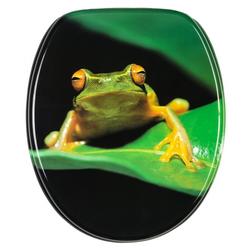 WC-Sitz Frosch-Grün