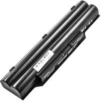 AccuCell Akku passend für den Fujitsu Lifebook E782 Akku CP293550-01, CP458102-01, FMVNBP146, 4400mAh