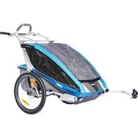 Thule Chariot CX 2 blau 2017