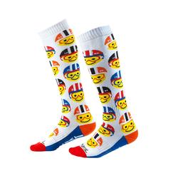 O'Neal Socken Pro MX Emoji Racer - Multi