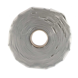 BUTYL-Band grau 9,10 m 3 mm
