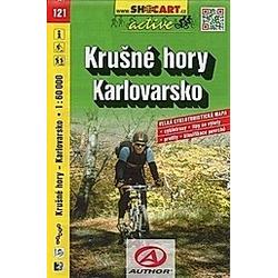 SC 121 Krusne hory  Karlovarsko 1:60 000 - Buch