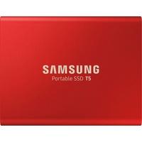 Samsung Portable SSD T5 500GB rot (MU-PA500R/EU)