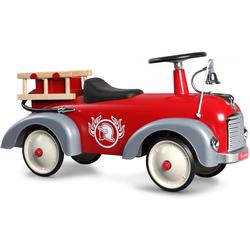 Baghera Speedster-rutscher Aus Metall Feuerwehr 75 X 25 X 37 Cm 1 3 Jahre Rutschauto