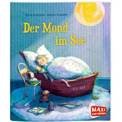 Der Mond im See als Buch von Anna Schindler