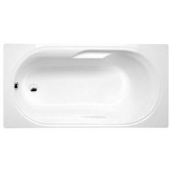 HAK Badewanne MIRELA Badewanne mit Füßen, 160x75x45 cm