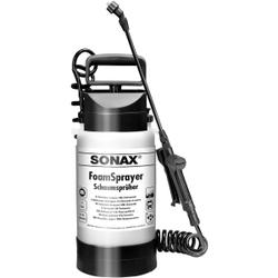 SONAX FoamSprayer, 3 Liter, Druckpumpsprayer sorgt für reduzierten Verbrauch an Reinigern, 1 Stück