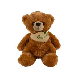 Teddys Rothenburg Kuscheltier Teddybär 23 cm mit Halstuch Glücksbringer (Stoffteddybären Teddys Plüschteddybären)