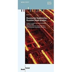 Russische Stahlsorten. Walter Tirler  - Buch