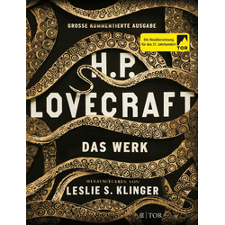 H. P. Lovecraft. Das Werk als Buch von H. P. Lovecraft