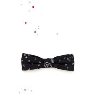 Wishproject® Haarband Damen Stirnband, Pusteblume, Schwarz & Weiß, Elastisch und Rutschfest, Hergestellt in Deutschland, Fair produziert, Label aus recyceltem Meeres-Plastik