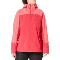 Vaude Damen Jacke Women's Skarvan Softshell Jacket II, Cranberry, 36, 41814