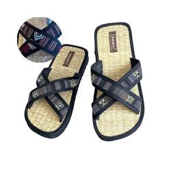 """CINNEA Sandale mit Zimt-Füllung """"QUITO"""" Sandale handgefertigt 44/45"""
