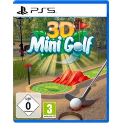 PS5 3D Minigolf PlayStation 5