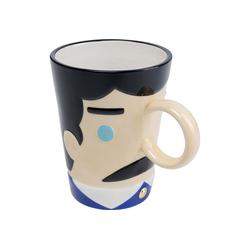 KARE Tasse Tasse Sir, Stein u. Keramik