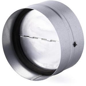 Ø 160mm Rückstauklappe - Verbindungsstück Rückstauklappe Feder