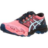 ASICS GEL-FujiTrabuco SKY Schuhe Damen blau/pink US 9   EU 40,5 2021 Trail Running Schuhe
