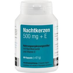 NACHTKERZEN 500 mg+E Kapseln 90 St