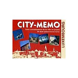 City-Memo  Luxemburg (Spiel)