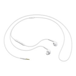 Samsung Headset Stereo Headset In-Ear-Fit EO-EG920, Weiß weiß