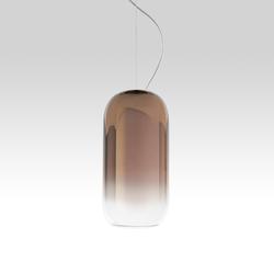 Gople Pendelleuchte - Ø 21 cm - Kupferfarben