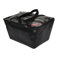 Pletscher Fahrradkorb Einlegetasche Korb Pletscher Deluxe schwarz, Urban