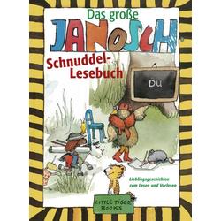 Das große Janosch-Schnuddel-Lesebuch: Buch von Janosch