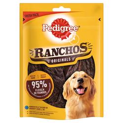 (29,88 EUR/kg) Pedigree Ranchos Huhn 80 g - 7 Stück