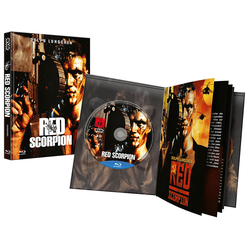 Red Scorpion - The Expendables Selection Blu-ray + DVD