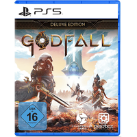 Godfall - Deluxe Edition (USK) (PS5)