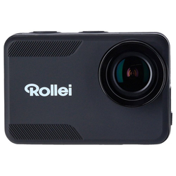 Rollei Actioncam 6S Plus, 4K Ultra HD, WLAN, Loop-Funktion,12 MPx,Selbstauslöser Outdoor-Kamera (16 MP, Bluetooth)