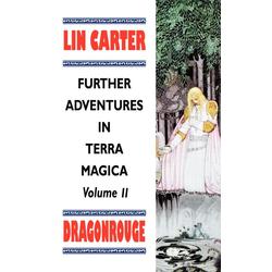 Dragonrouge als Taschenbuch von Lin Carter