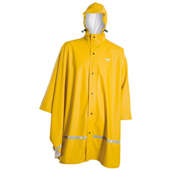 OWNEY Regenumhang Raincape gelb, Gr. S