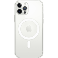Apple iPhone 12 12 Pro Clear Case with MagSafe für Apple 12/12 Transparent