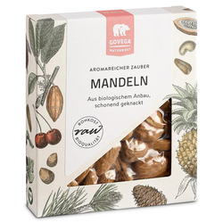 Taiga Naturkost - Mandeln - Bio - Rohkost-Qualität - 70 g