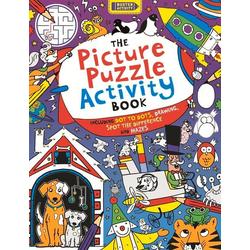 The Picture Puzzle Activity Book: Taschenbuch von Buster Books