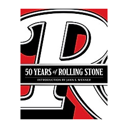 50 Years of Rolling Stone. Rolling Stone  - Buch
