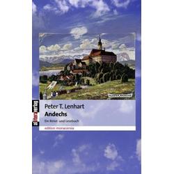 Andechs als Buch von Peter T. Lenhart