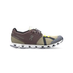 ON Cloud Damen Sportschuhe/Sneaker 70/30 Grape/Sand - Grape/Sand