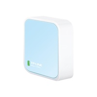 TP-LINK Technologies Wireless Nano Router (TL-WR802N)