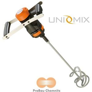 Uni-Mix Handrührwerk U1300 Rührwerk Rührgerät Unimix, Rührer UW 140 M14 Collomix