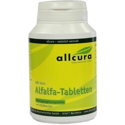 ALFALFA TABLETTEN 130 g