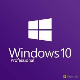 Microsoft Windows 10 Pro 32-Bit OEM DE