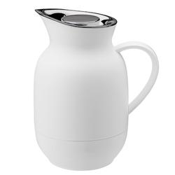 Stelton Amphoren Vakuumkrug - Kaffee 1 l. - Softes Weiß