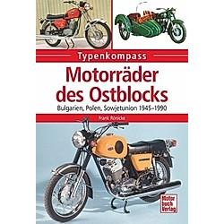 Motorräder des Ostblocks. Frank Rönicke  - Buch