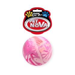 Hundespielzeug Kauspielzeug VENUS-M Ball schwimmend Vanille Aroma 6cm Mehrfarben