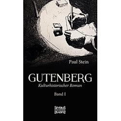 Gutenberg. Paul Stein  - Buch