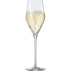 Eisch Champagnerglas Sky SensisPlus (4-tlg), bleifreies Kristallglas, 260 ml