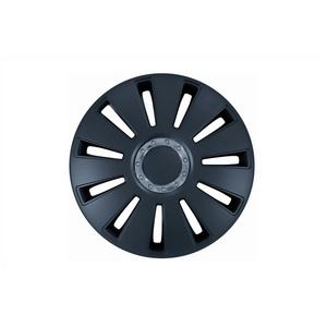 Satz  16 Zoll Silverstone schwarz von PETEX, schwarz