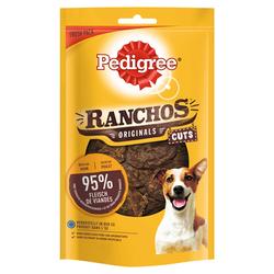 (36,77 EUR/kg) Pedigree Ranchos Huhn Cuts 65 g - 6 Stück